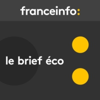 Logo du podcast Le brief éco. Covid-19 : les paiements sans contact s'envolent