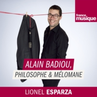 Logo of the podcast Alain Badiou philosophe et mélomane