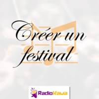 Logo of the podcast Créer un festival