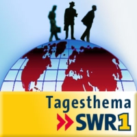 Logo of the podcast Tagesthema: Sturmtief Egon wütet in Rheinland-Pfalz