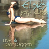 Logo of the podcast Elsie's Yoga Class: Live and Unplugged