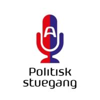 Logo du podcast Politisk stuegang - Altingets podcast om sundhed
