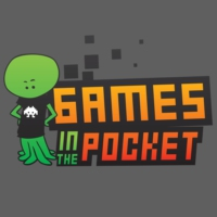 Logo of the podcast Games in the Pocket