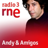 Logo du podcast Andy y amigos - Martina Gadea - 06/11/10