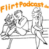 Logo of the podcast 34 FlirtPodcast: Lockvogel Frau