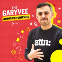 Logo of the podcast The GaryVee Audio Experience
