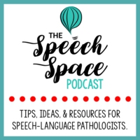 Logo of the podcast EP13 - Systematic Language Intervention w/ Rose Griffin