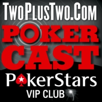 Logo of the podcast Two Plus Two Pokercast