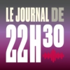 Logo of the podcast Le Journal de 22h30 - La 1ere