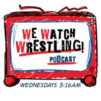 Logo du podcast We Watch Wrestling