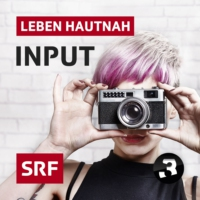 Logo of the podcast INPUT KOMPAKT: «Mami, ich bin lesbisch»
