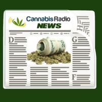 Logo of the podcast Cannabis Radio News Breaks Rep. Rohrabacher Medical Marijuana Story