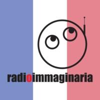 Logo of the podcast #TA RADIOIMMAGINARIA