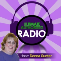 Logo of the podcast Gloria Rand-Internet Marketing Profits