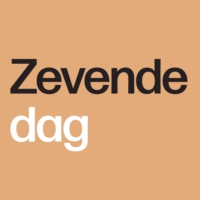 Logo of the podcast De Zevende Dag