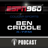 Logo du podcast Cougar Sports with Ben Criddle