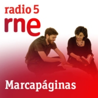Logo of the podcast Marcapáginas - Julian Barnes - 31/01/13
