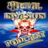 Logo of the podcast Metal Invasion Podcast