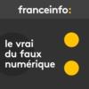Logo of the podcast Le vrai du faux numérique