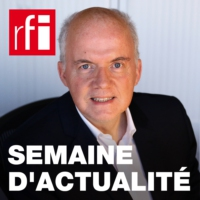 Logo of the podcast François de Labarre, rédacteur en chef du magazine Paris Match Afrique