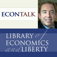 Logo of the podcast EconTalk