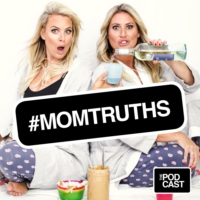 Logo of the podcast #MOMTRUTHS with Cat & Nat