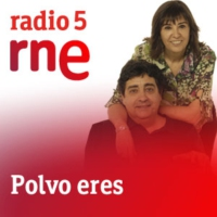 Logo of the podcast polvo eres - Cementerio de Sapanta - 23707/12