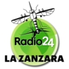 Logo of the podcast La Zanzara