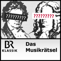 Logo of the podcast Das Musikrätstel