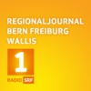Logo of the podcast Regionaljournal Bern Freiburg Wallis