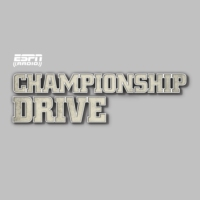 Logo of the podcast ESPN - Championship Drive