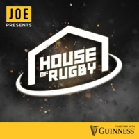 Logo du podcast House of Rugby