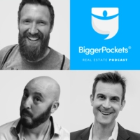 Logo of the podcast BiggerPockets Real Estate Podcast