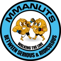 Logo of the podcast McGregor vs Nurmagomedov  | MMANUTS MMA Podcast | EP # 399