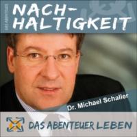 Logo of the podcast Das Abenteuer Nachhaltigkeit