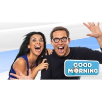 Logo of the podcast Good Morning de Radio Contact