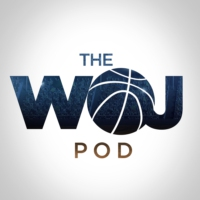 "Logo du podcast Filmmaker Dan Klores on ""Basketball: A Love Story"""