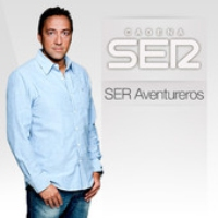 Logo of the podcast SER Aventureros (30/08/2014)