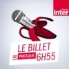 Logo of the podcast Le Billet de (presque) 6h55