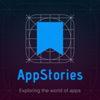 Logo of the podcast AppStories