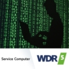 Logo of the podcast WDR 5 Leonardo Service Computer