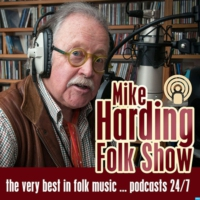 Logo of the podcast Mike Harding Folk Show 187