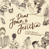 Logo of the podcast Dear Joan and Jericha (Julia Davis and Vicki Pepperdine)
