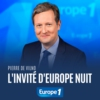 Logo of the podcast L'invité d'Europe 1 Nuit