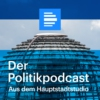 Logo of the podcast Der Politik-Podcast - Deutschlandfunk