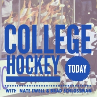 Logo of the podcast College Hockey Today