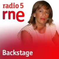Logo du podcast Backstage - Raquel Montiel - 15/05/12
