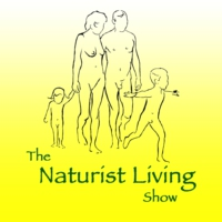 Logo of the podcast The Naturist Living Show