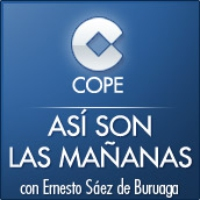 Logo of the podcast Cadena COPE - Podcast de Así son las Mañanas