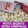 Logo of the podcast PETITS SECRETS ENTRE CINÉPHILES | CinéMaRadio